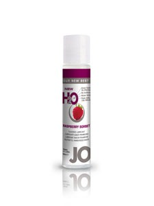 JO raspberry sorbet