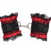 polkadot handcuffs