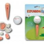 Exploding Vagina Golf Balls