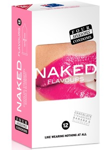 4 Seasons Naked Flavours 12s