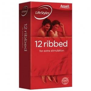 Ansell 12 Ribbed
