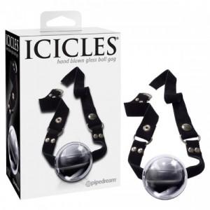 Icicles No 65 Glass Ball Gag