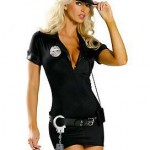 Naughty Police Officer Costume