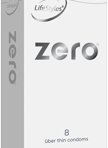 Ansell Zero Condoms