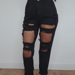 Fishnet Tights Medium Diamond