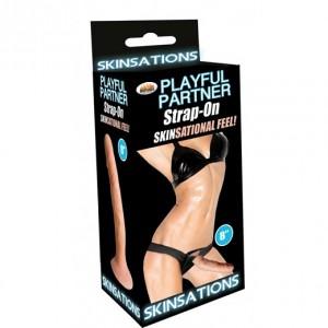 Playful Partner Strap On