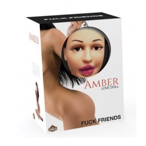 Fuck Friends Love Doll - Amber