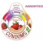 Endurance Condoms 3 Pack