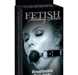 Breathable Ball Gag - Fetish Fantasy
