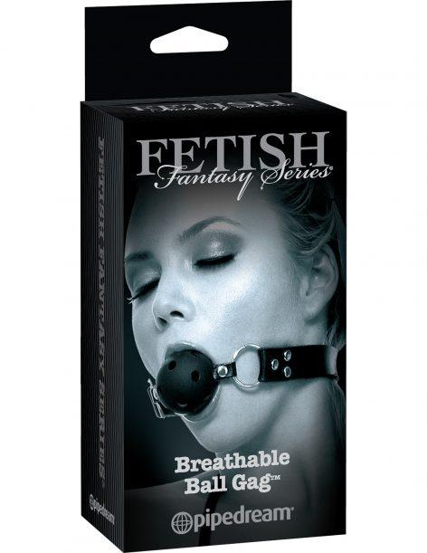 Breathable Ball Gag - Fetish Fantasy