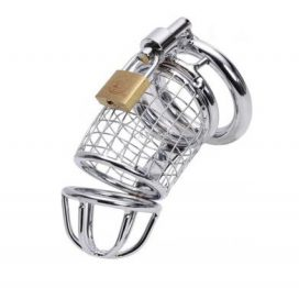 Caged Dragon Male Chastity Device
