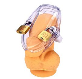 Crusher Chastity Device