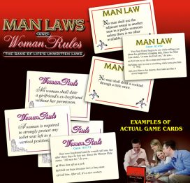 Man Laws and Women Rules Game