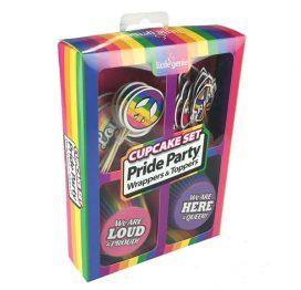 Pride Party Cupcake Set