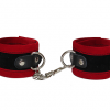 Velveteen Wrist Cuffs