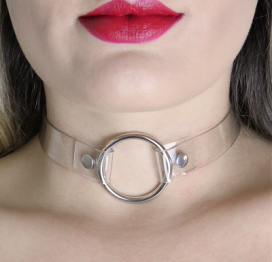 O-Ring Choker Collar