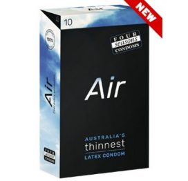 air condoms 10 pack