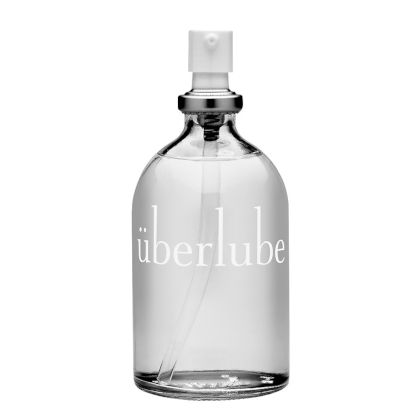 Uberlube personal lubricant silicone based