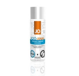 original jo h2o waterbased anal lubricant