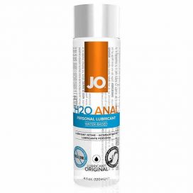 jo h2o anal waterbased lubricant