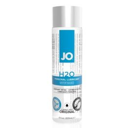original jo h2o water-based lubricant 120ml