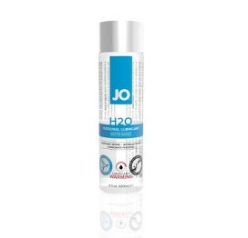 warming water based lubricant jo h2o