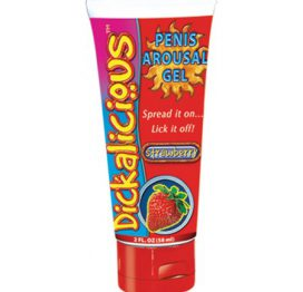 Dickalicious Penis Arousal Gel