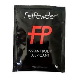 FistPowder Instant Body Lubricant