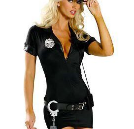 Naughty Cop Costume