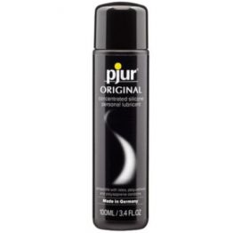 pjur silicone based personal lubricant