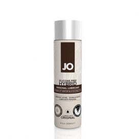 hybrid lubricant with coconut oil