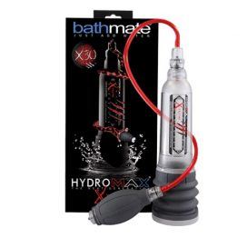 Bathmate Hydromax Xtreme X30 Hydro Pump and Kit