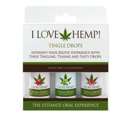 i love hemp tingle drops