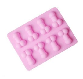 silicone penis ice tray