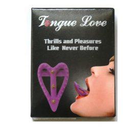 tongue love oral sex stimulator