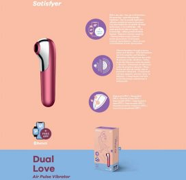 rose satisfyer dual love