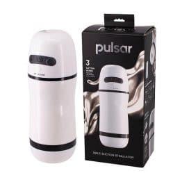 pulsarr male suction stimulator