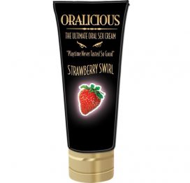 oralicious strawberry swirl oral sex cream