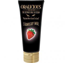 oralicious strawberry swirl oral sex cream
