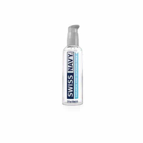 swiss navy paraben and glycerine free