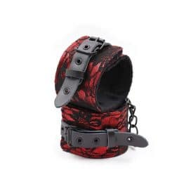 red las select wrist cuffs
